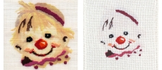 Clown, Before & After