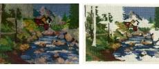 Landscape, Before & After